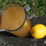 Lemon barley water recipe