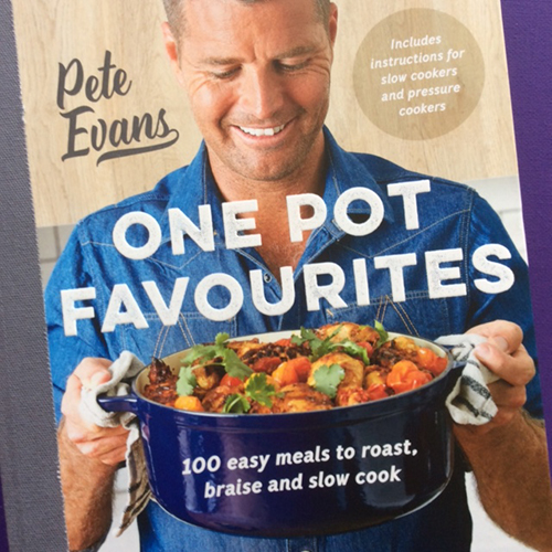 one pot favourites book cover