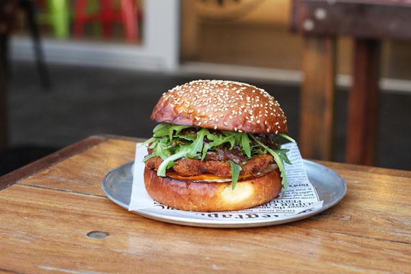 hello harry burger