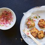 Thai Fishcakes with Cucumber Pickle recipe – Tom Kime