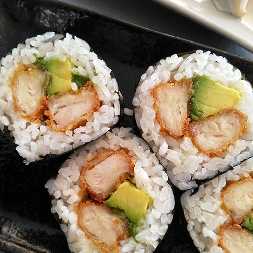 sushi lovers rosalie
