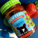Crofter's Organic Jam arrives packed with just real fruit
