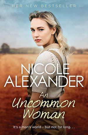 an uncommon woman book cover