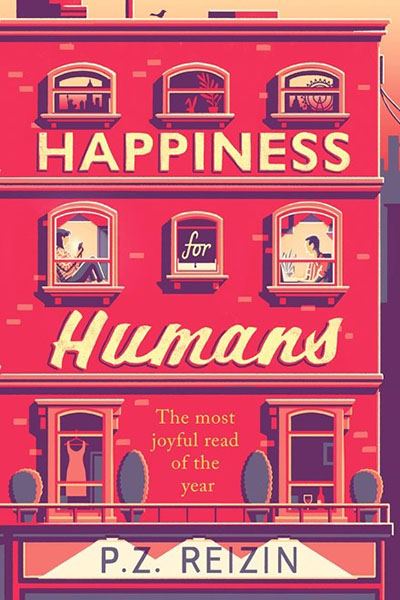 happiness for humans book cover