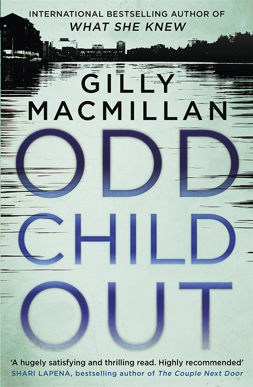odd child out book cover