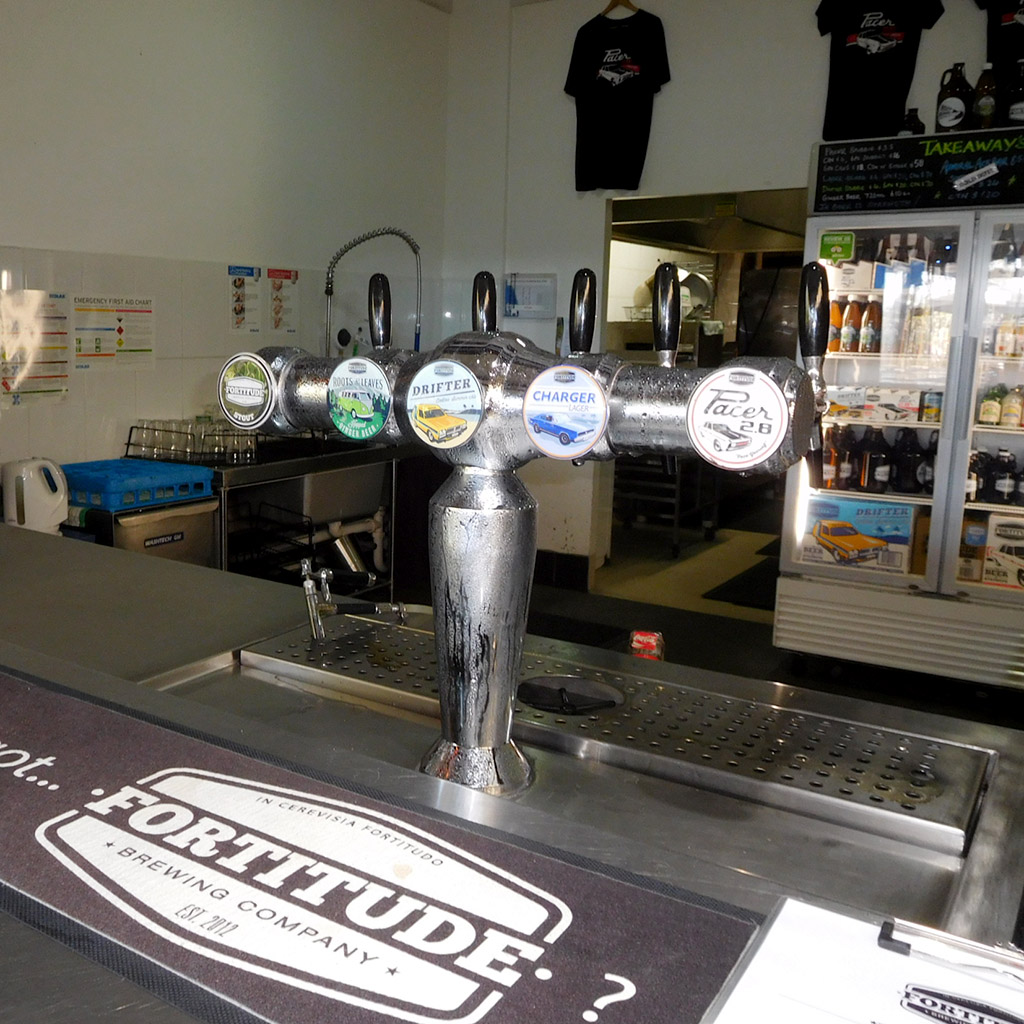 fortitude brewing co