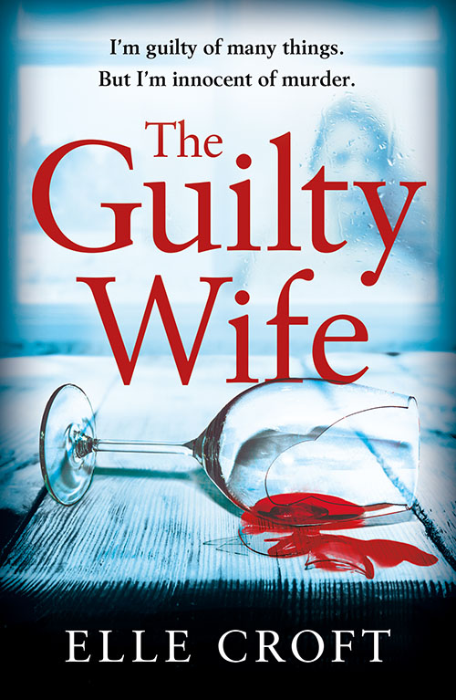 guilty wife book cover