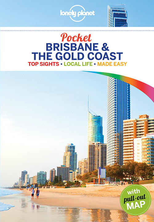 lonely planet pocket brisbane gold coast