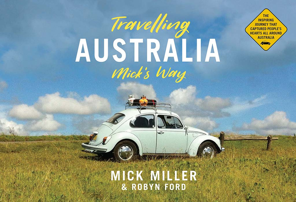 travelling Australia mick miller