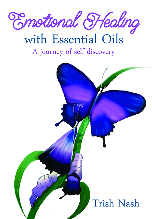 trish nash aromatheraphy book