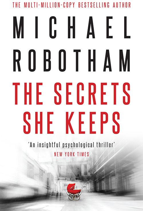 secrets she keeps book cover