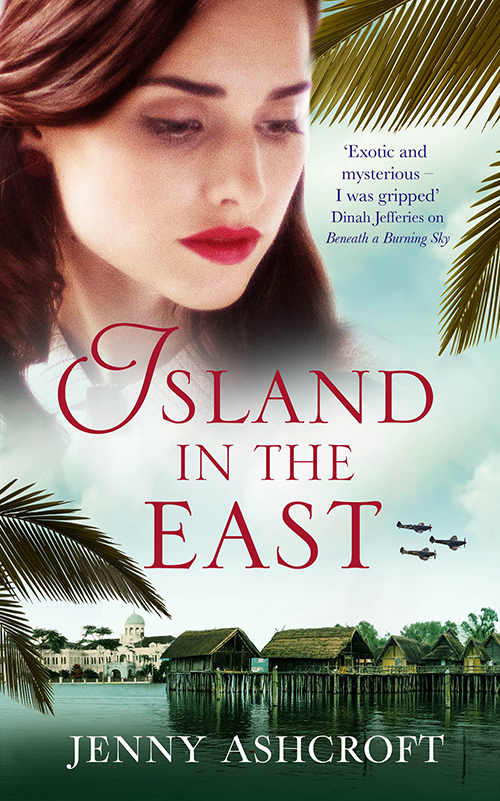 island in the east book cover