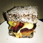 Lamington Burger Recipe