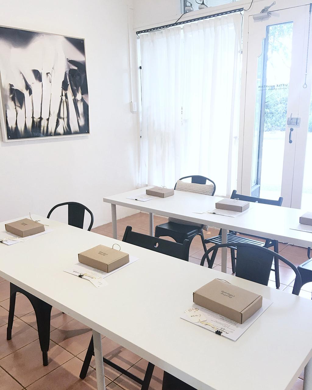 pixeldust calligraphy brisbane workshop