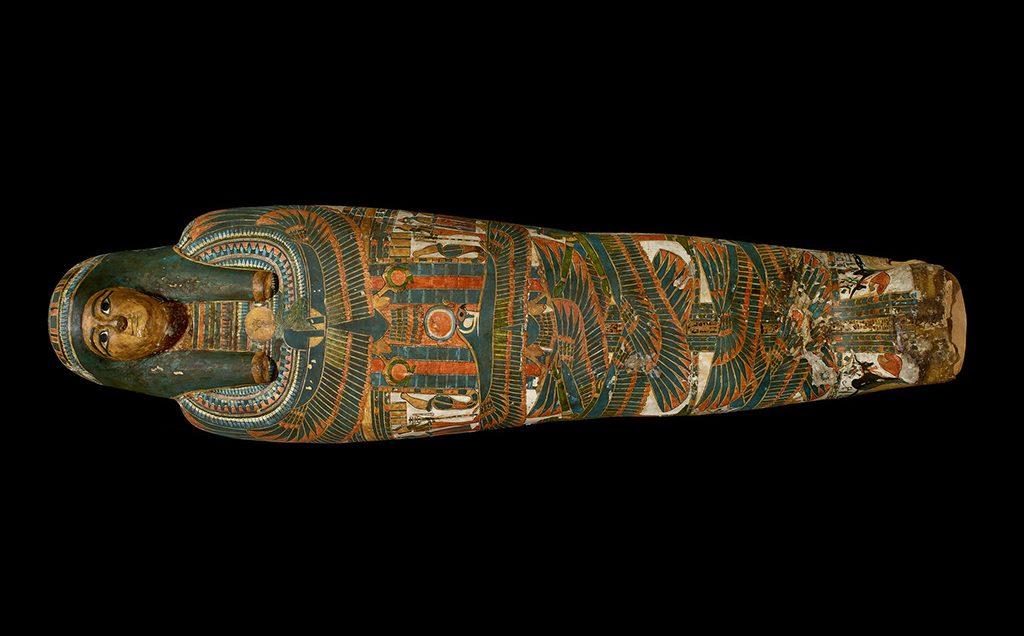 qld museum mummies