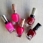 Sally Hansen Nail Polish 2018 Range Review