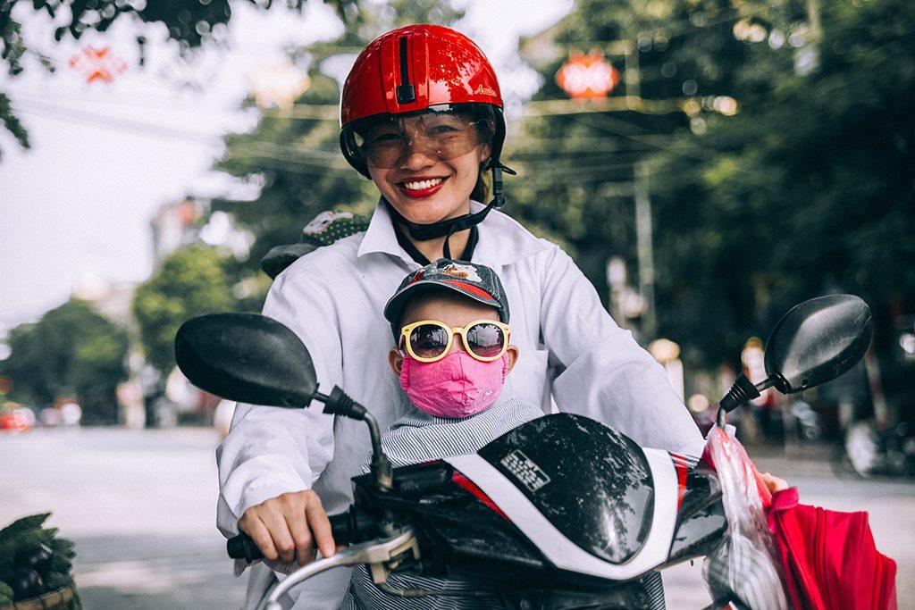 mum scooter