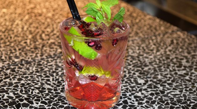 Pomegranate Mojito Recipe – David Tsirekas