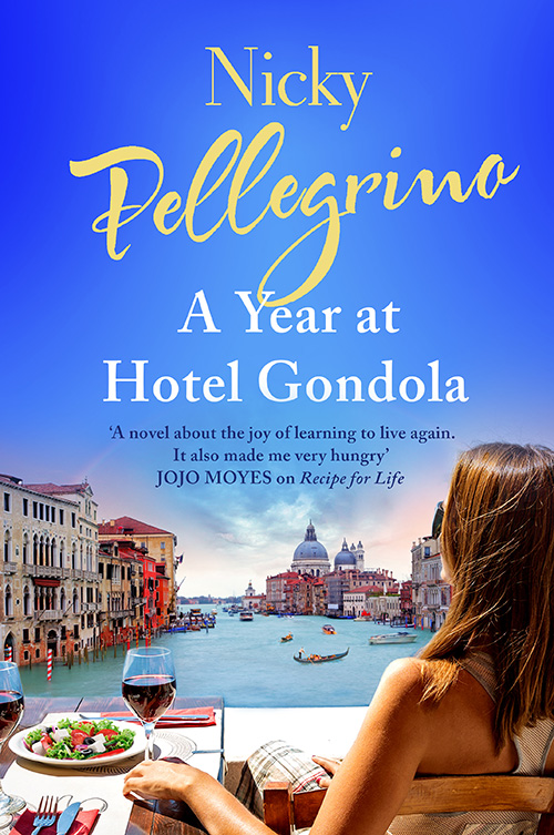 year at hotel gondola