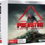 The Predator Trilogy – DVD Release