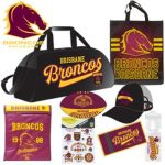 brisbane broncos show bag