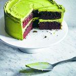 Devil's Food Cake with Matcha Dressing – Jennifer Joyce