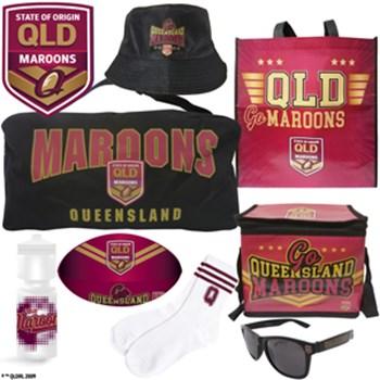 qld maroons show bag