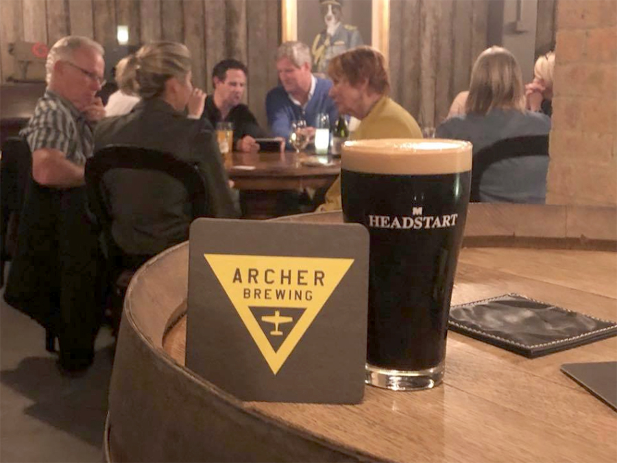 archer brewing