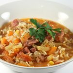 croation minestrone