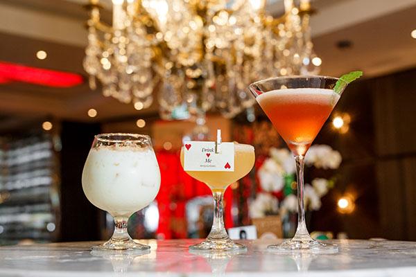 Emporium Hotel cocktails