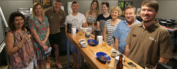 bean brewding coffee tours brisbane