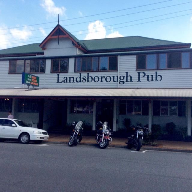 landsborough pub
