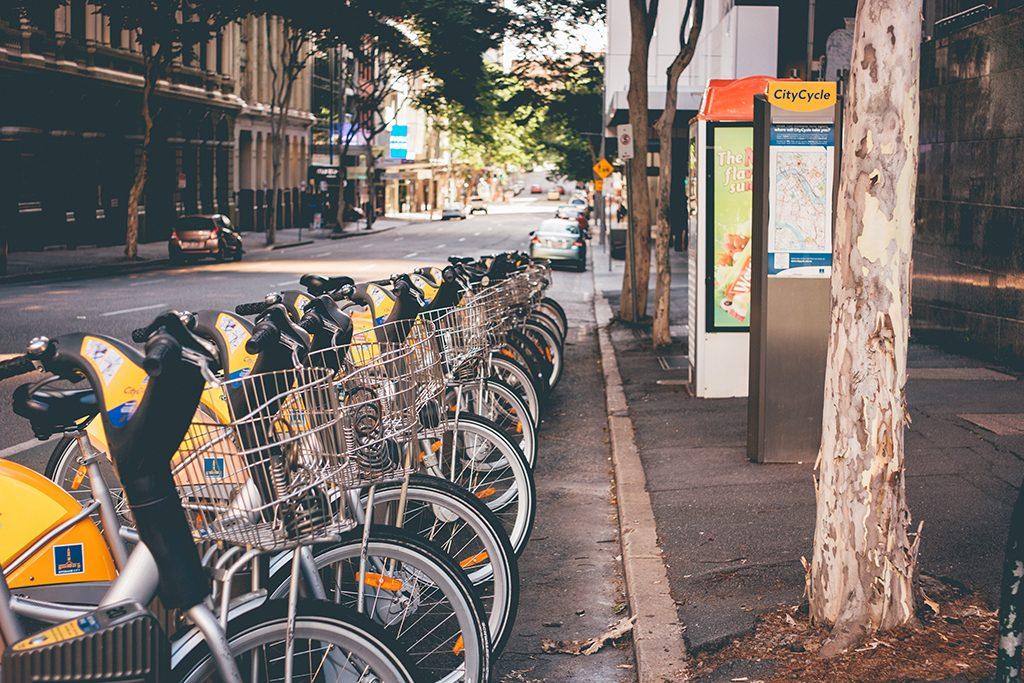 brisbane bike hire