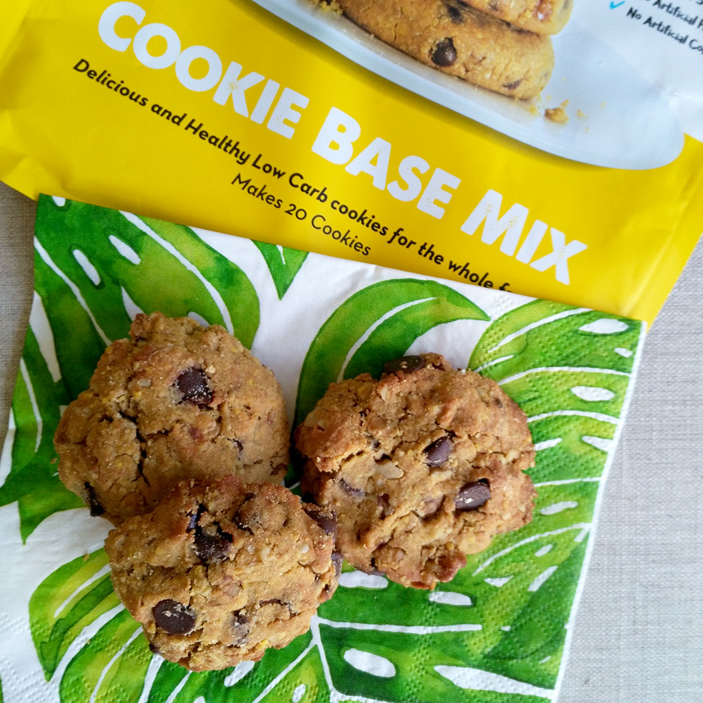 annas low carb kitchen cookies