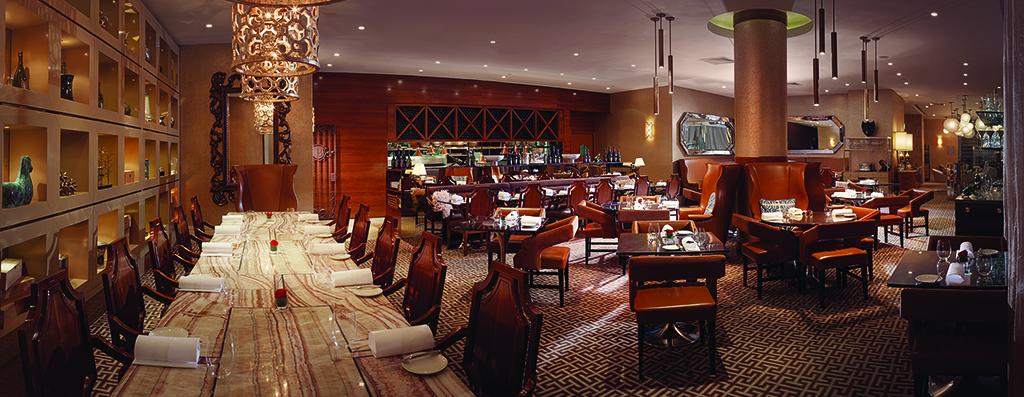 bacchus restaurant southbank brisbane