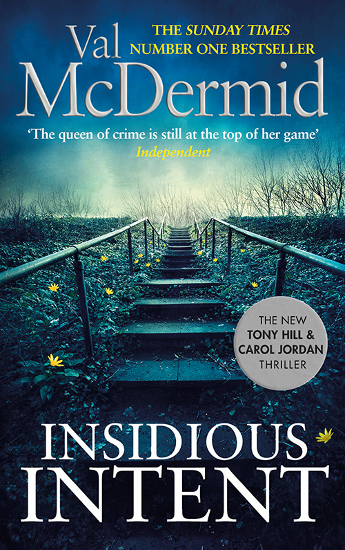 insidious intent book cover