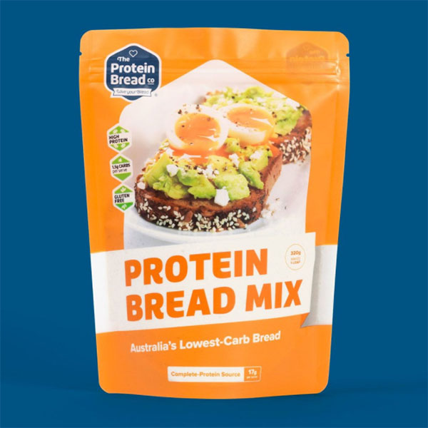 protein bread co mix