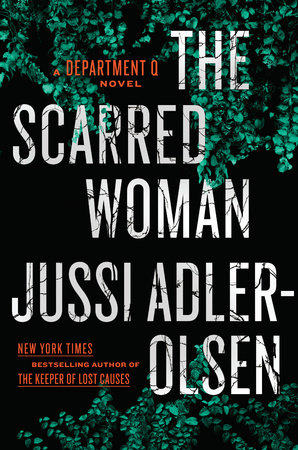 scarred woman book cover