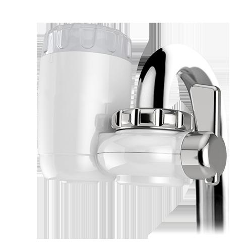 crystal filter tap water