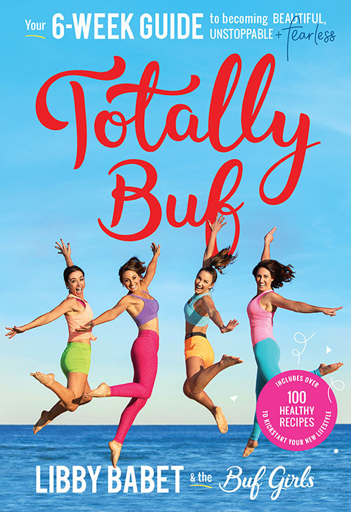 totally buf book review