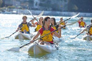 kayaking riverlife brisbane