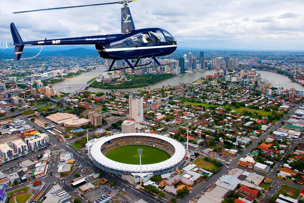 v8 helicopters brisbane