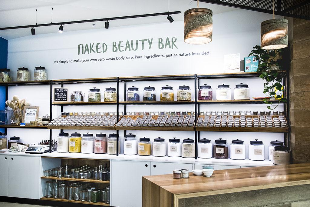 biome naked beauty bar