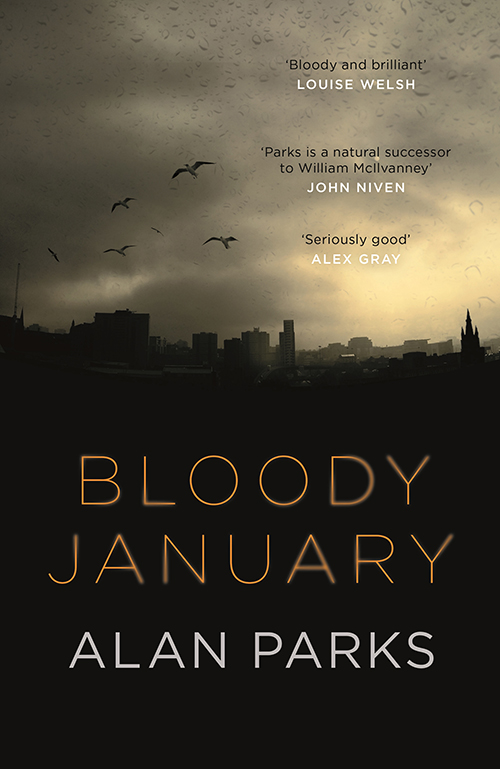 bloody january book cover