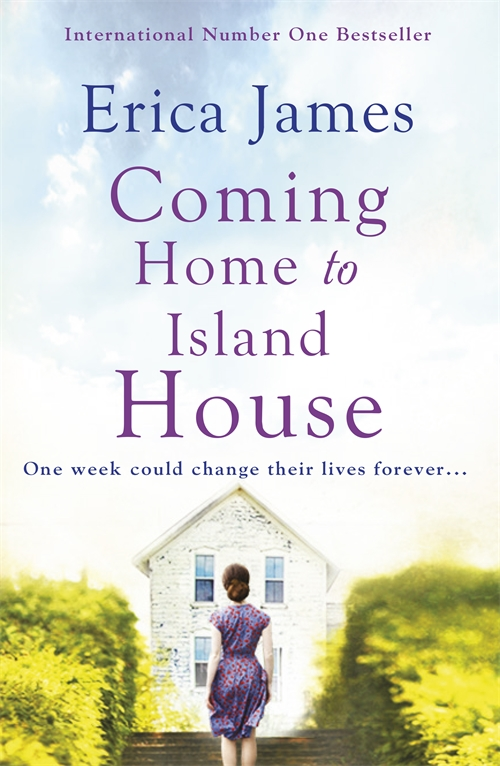 coming home to island house book cover
