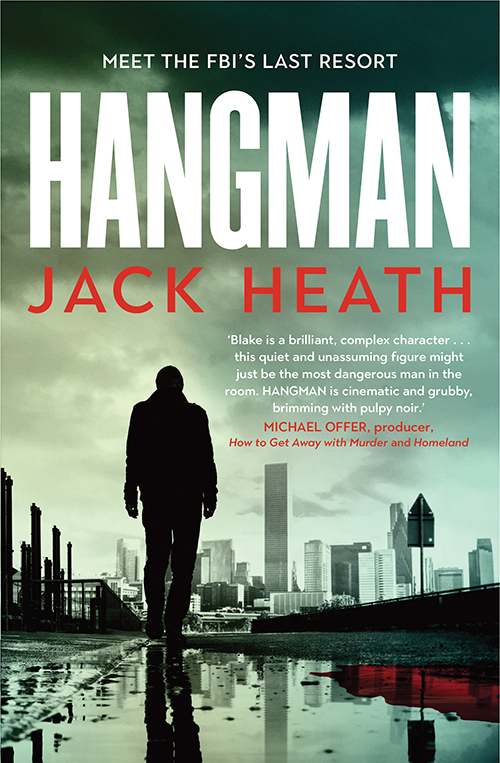 hangman book cover
