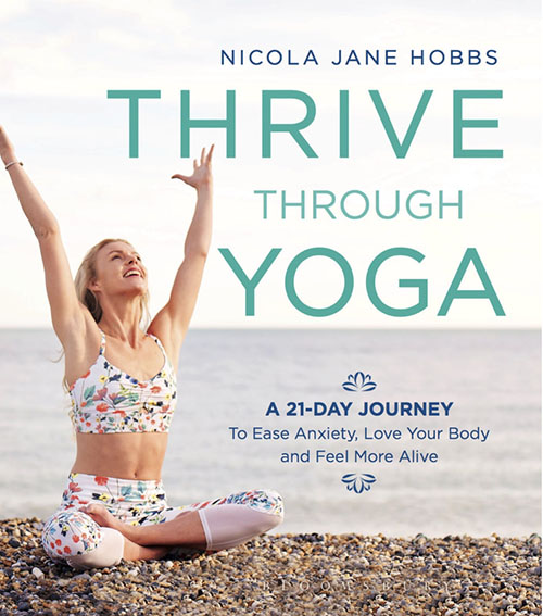 thrive through yoga