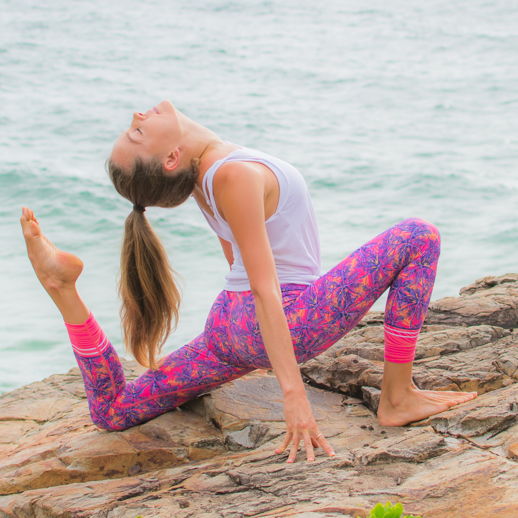 your island supply yoga wear