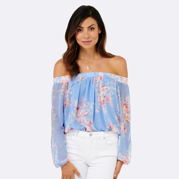 forever new floral top