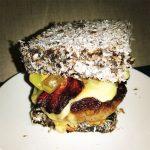 lamington burger